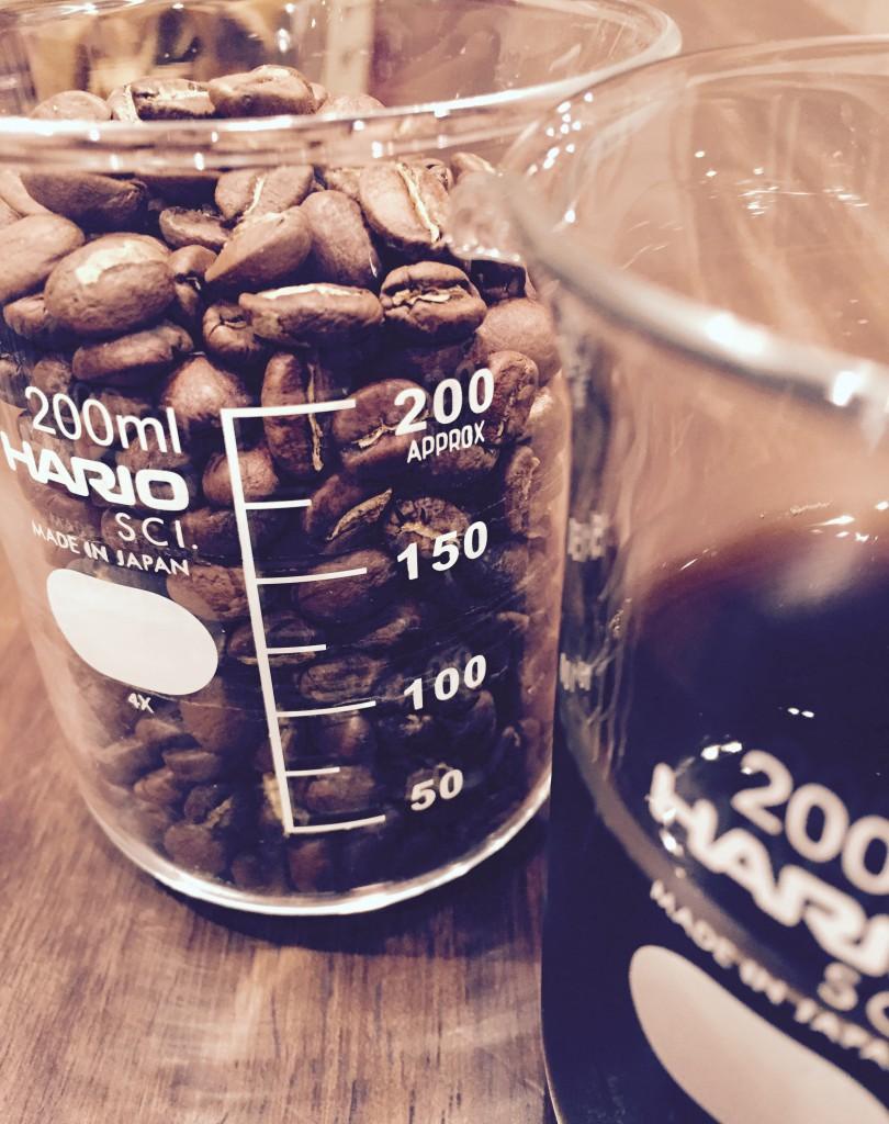 コーヒーと科学